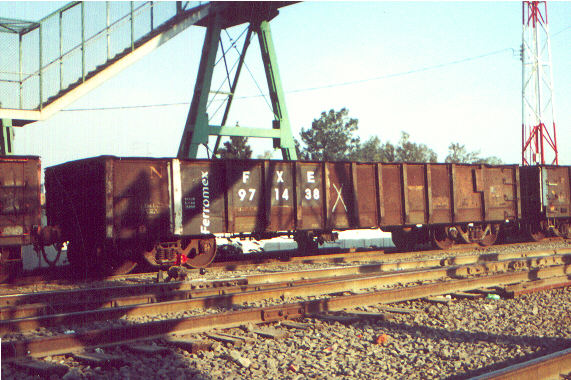 Ferromex Gondolas|